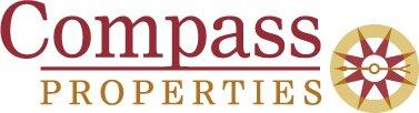 Compass Properties logo for use in footer