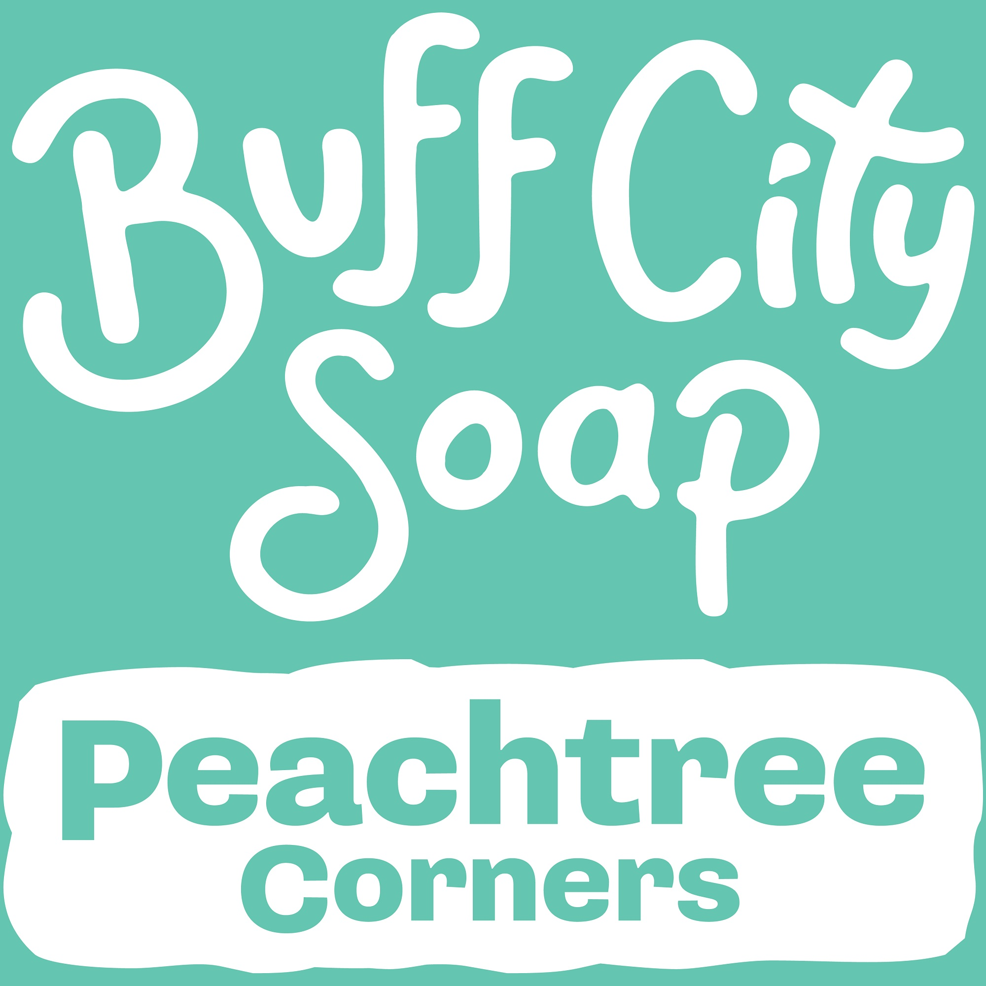 Buff City Soap footer