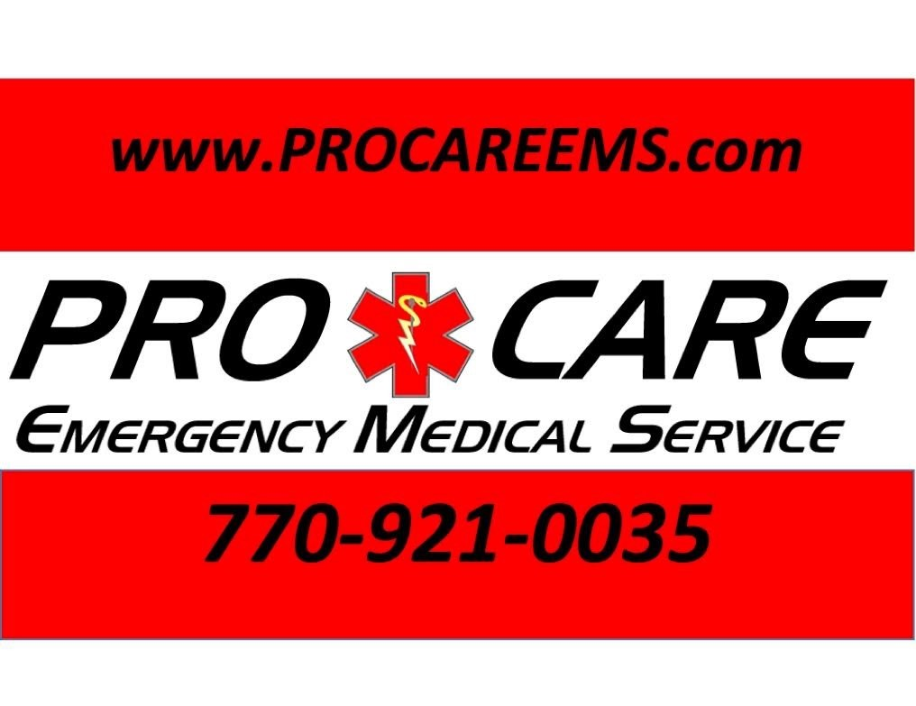 Procare EMS logo for footer